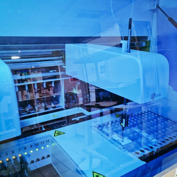 Laboratorio Central